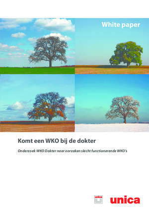 WKO dokter onderzoekt slecht werkende WKO's